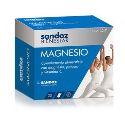 Sandoz Bienestar. Magnesio.