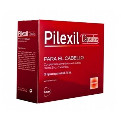 LACER  PILEXIL cápsulas con...