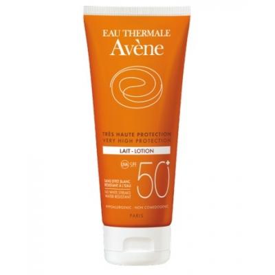 Avene. Leche Solar SFP 50+