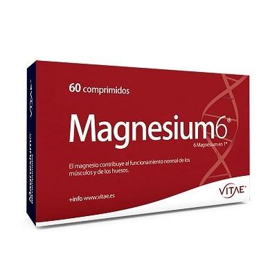 Vitae. Magnesium6. 60 comp.