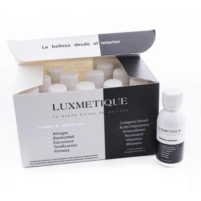 Luxmetique formula...