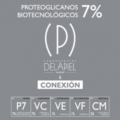 Delapiel Conexión 15 amp 2ml
