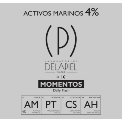 Delapiel Momentos  15 amp 2ml