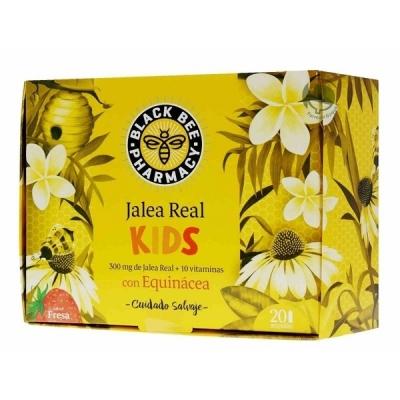 Black Bee Jalea Real Kids