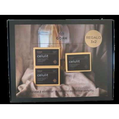Goah Clinic Celulit Pack 3x2