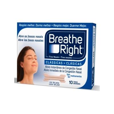 Breathe Right Tiras...