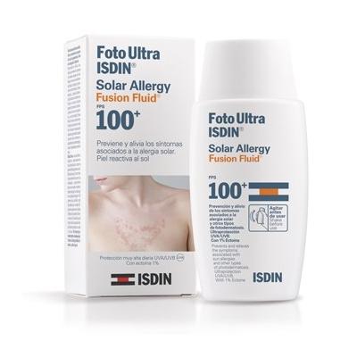 ISDIN Solar Allergy Fusion...
