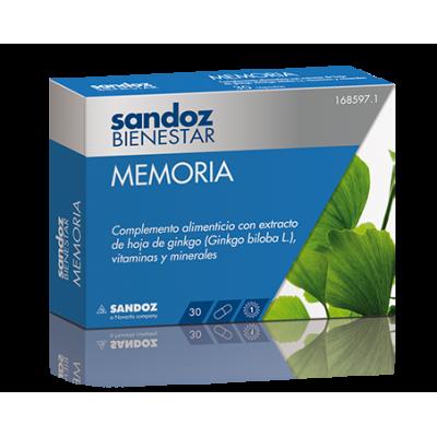 Sandoz Bienestar Memoria