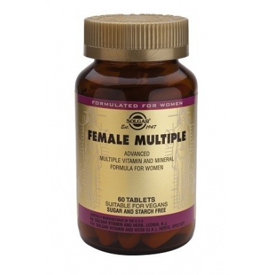 Solgar. Female Multiple 60...