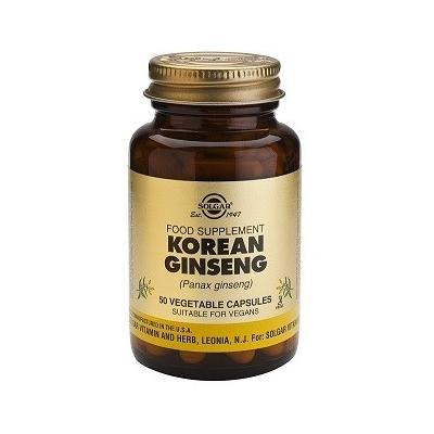 Solgar. Korean Ginseng